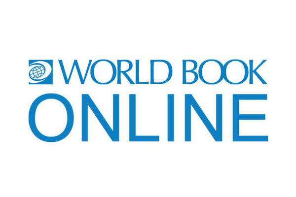 Image result for worldbookonline logo
